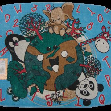 Carpeta Infantil Festoneada